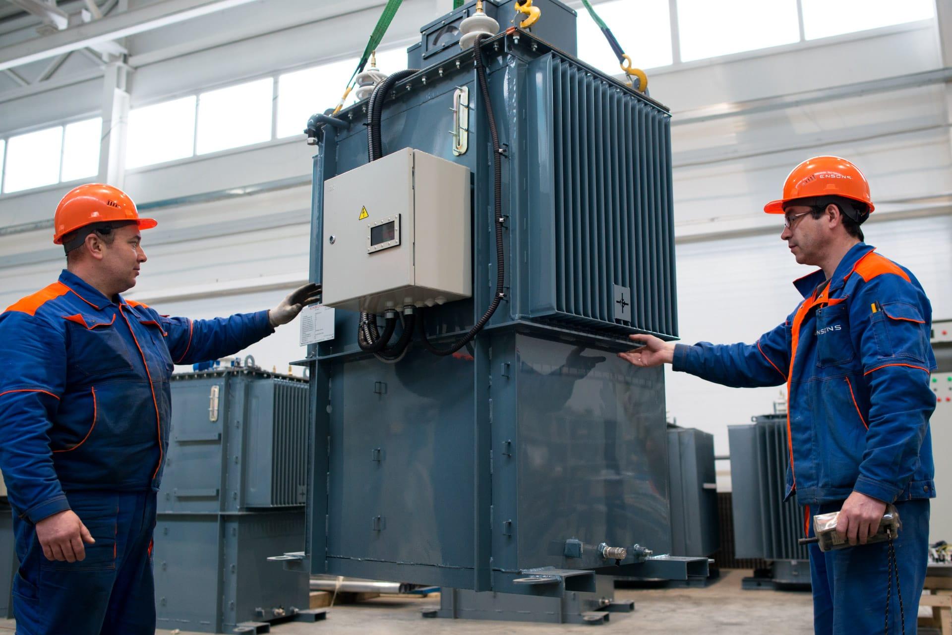 Ensons - Готовый дугогасящий реактор РЗДПОМ на отгрузку