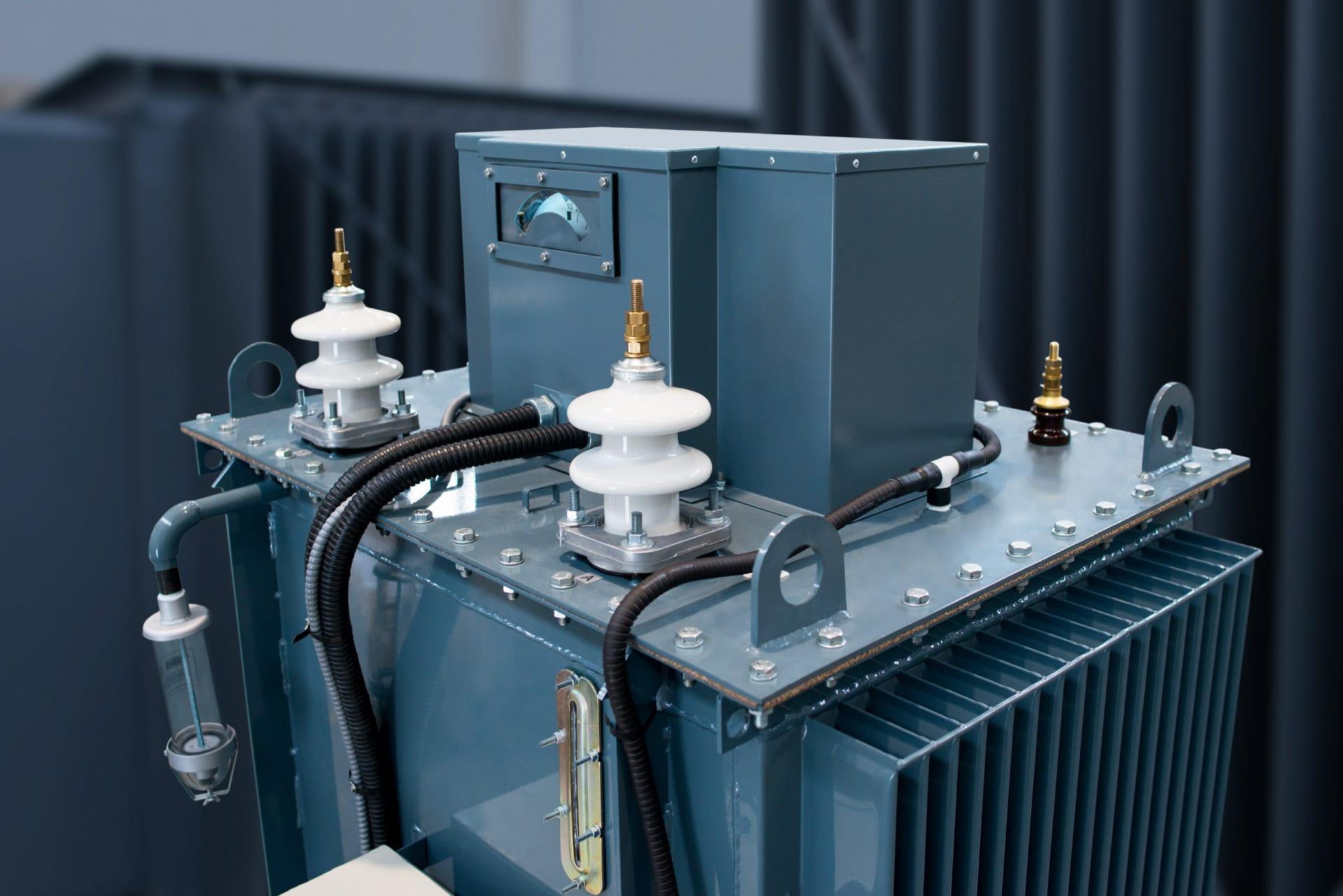 Ensons - Готовый дугогасящий реактор РЗДПОМ