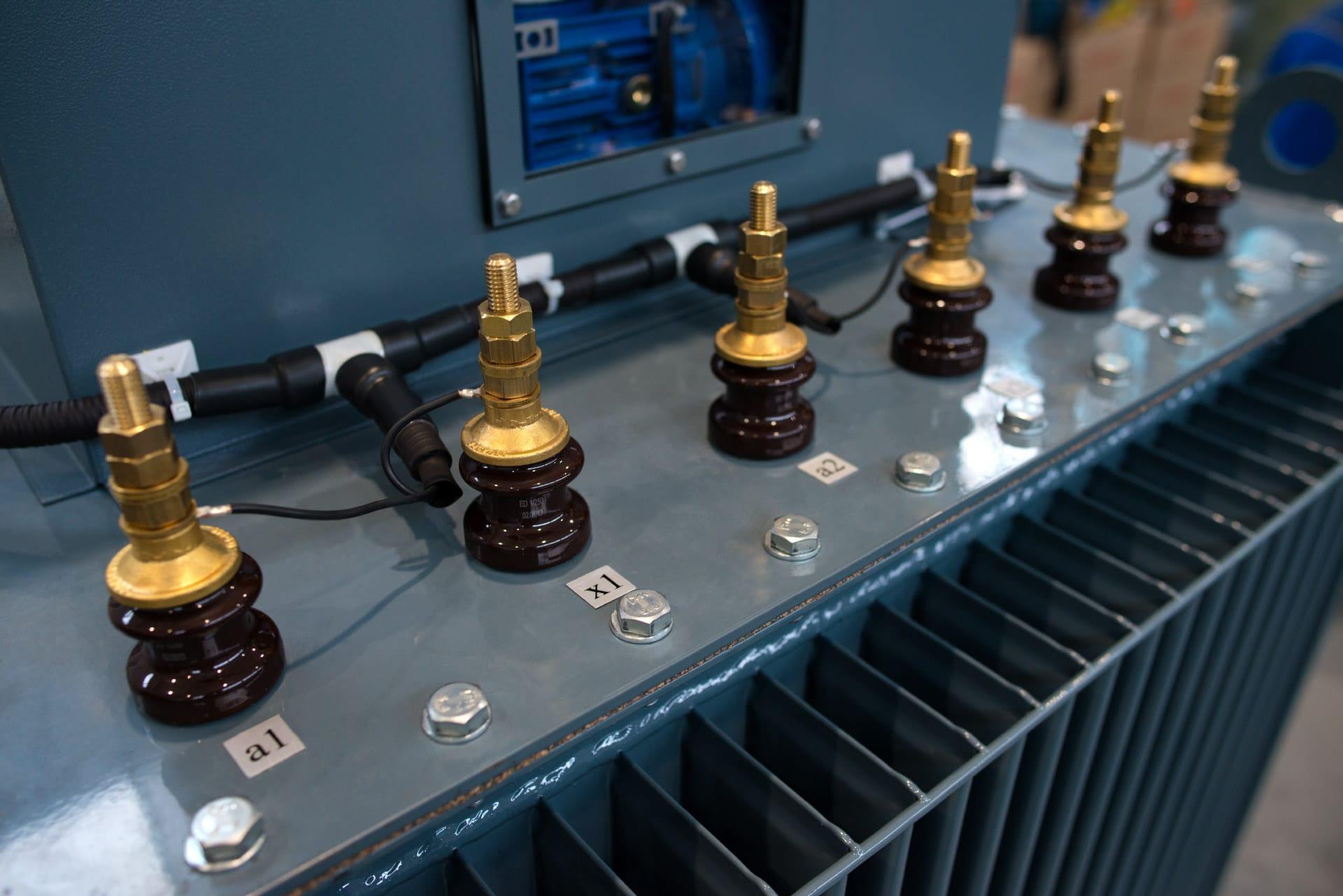 Ensons - Готовые вводы реактора РЗДПОМ