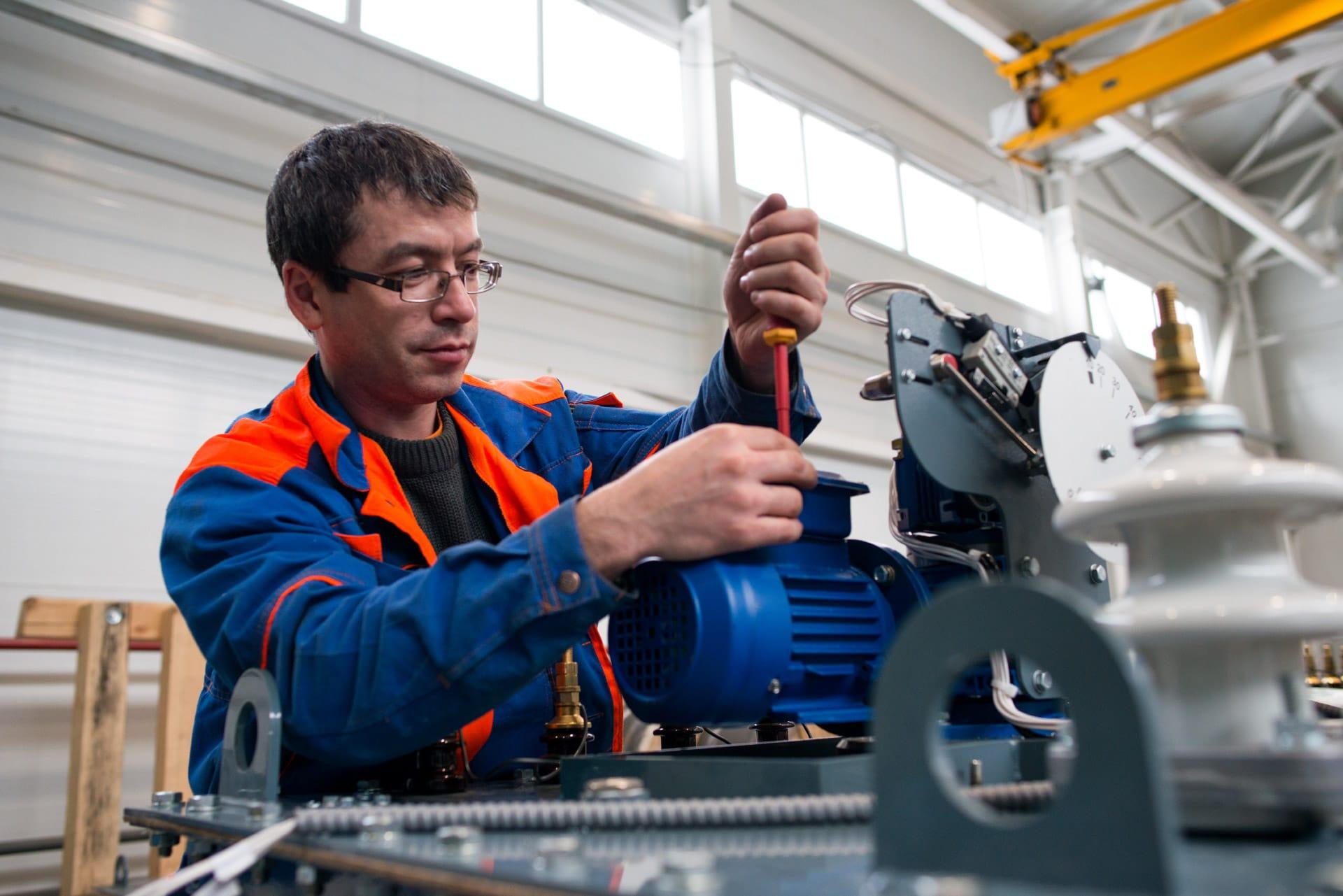 Ensons - Настройка двигателя узла регулировки