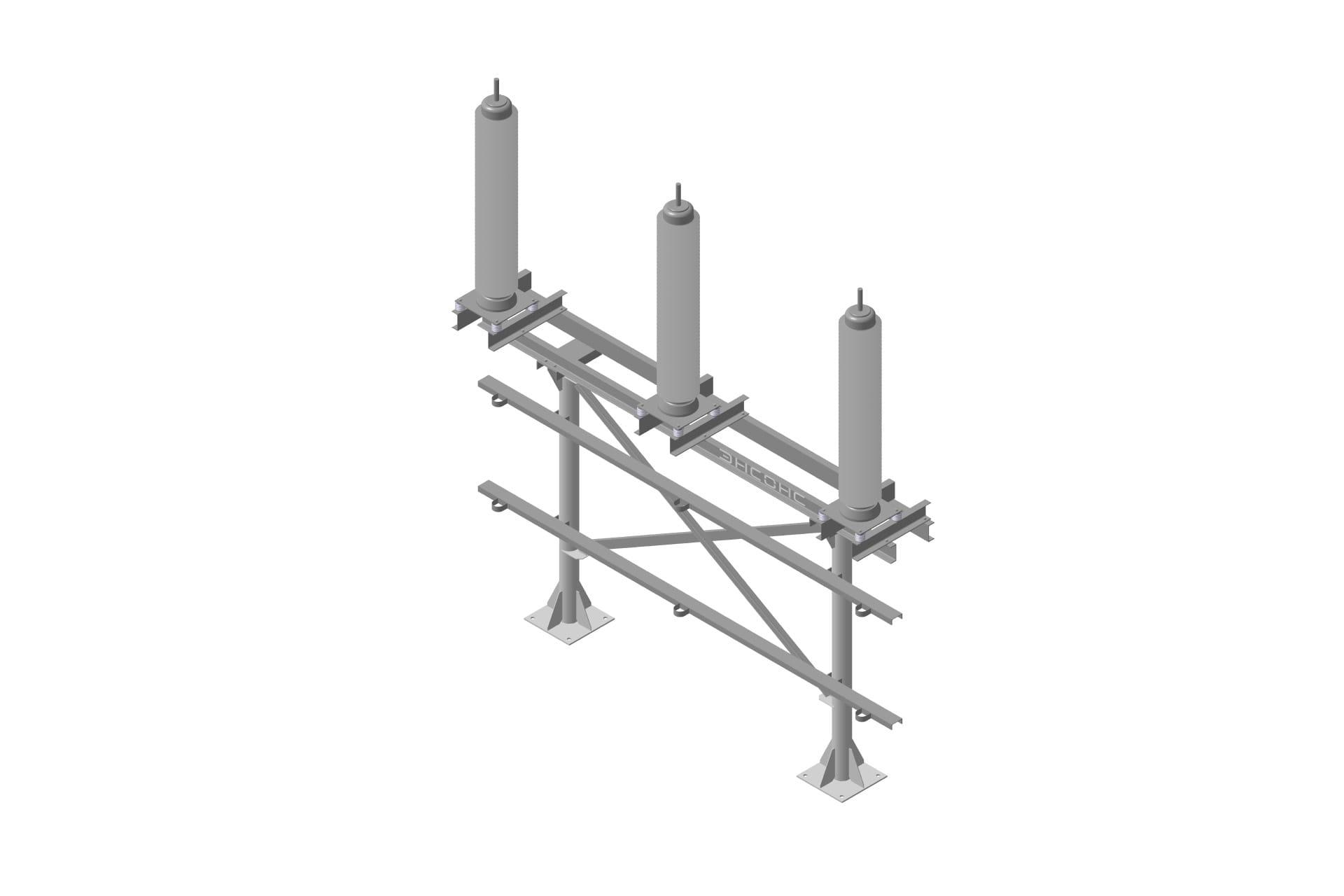 Ensons - Блок кабельных муфт 110 кВ
