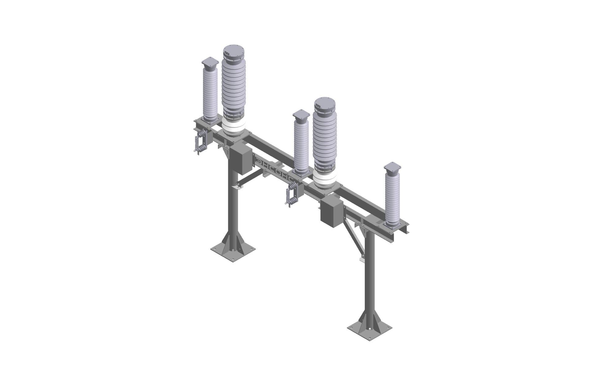 Ensons - Блок приема ВЛ 110 кВ