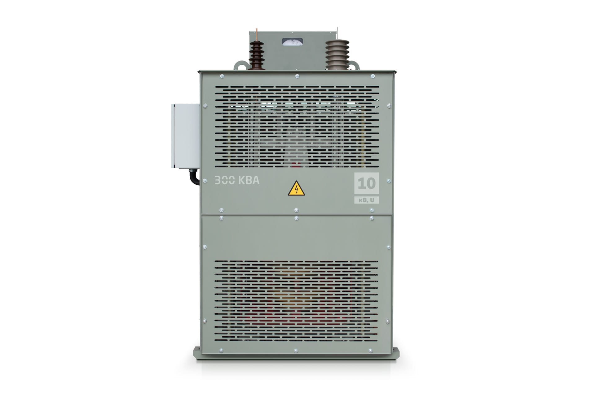 Ensons - Общий вид сухого дугогасящего реактора РЗДПОС 6(10) кВ