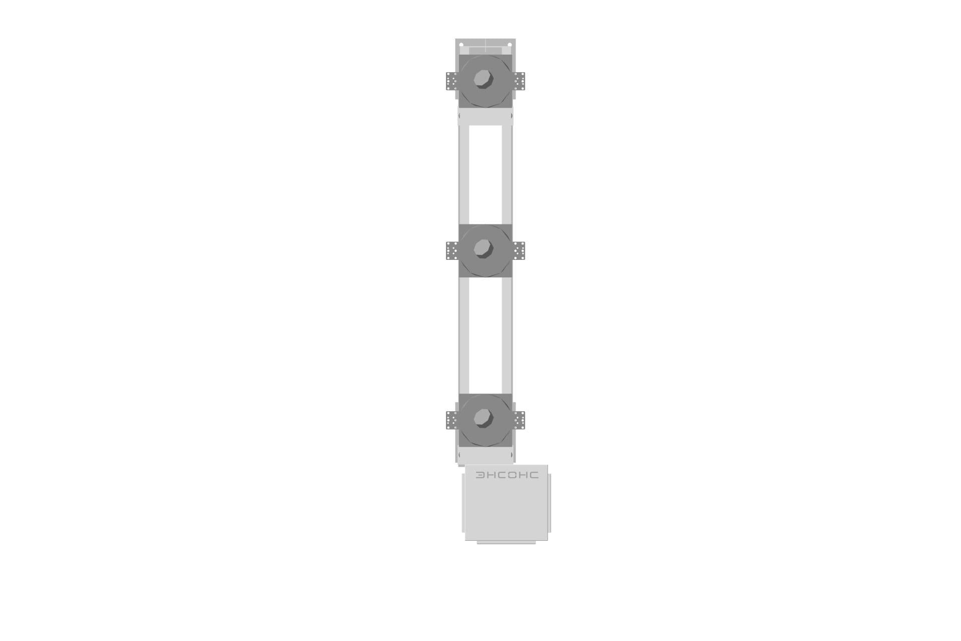 Ensons - Блок колонкового выключателя 110 кВ