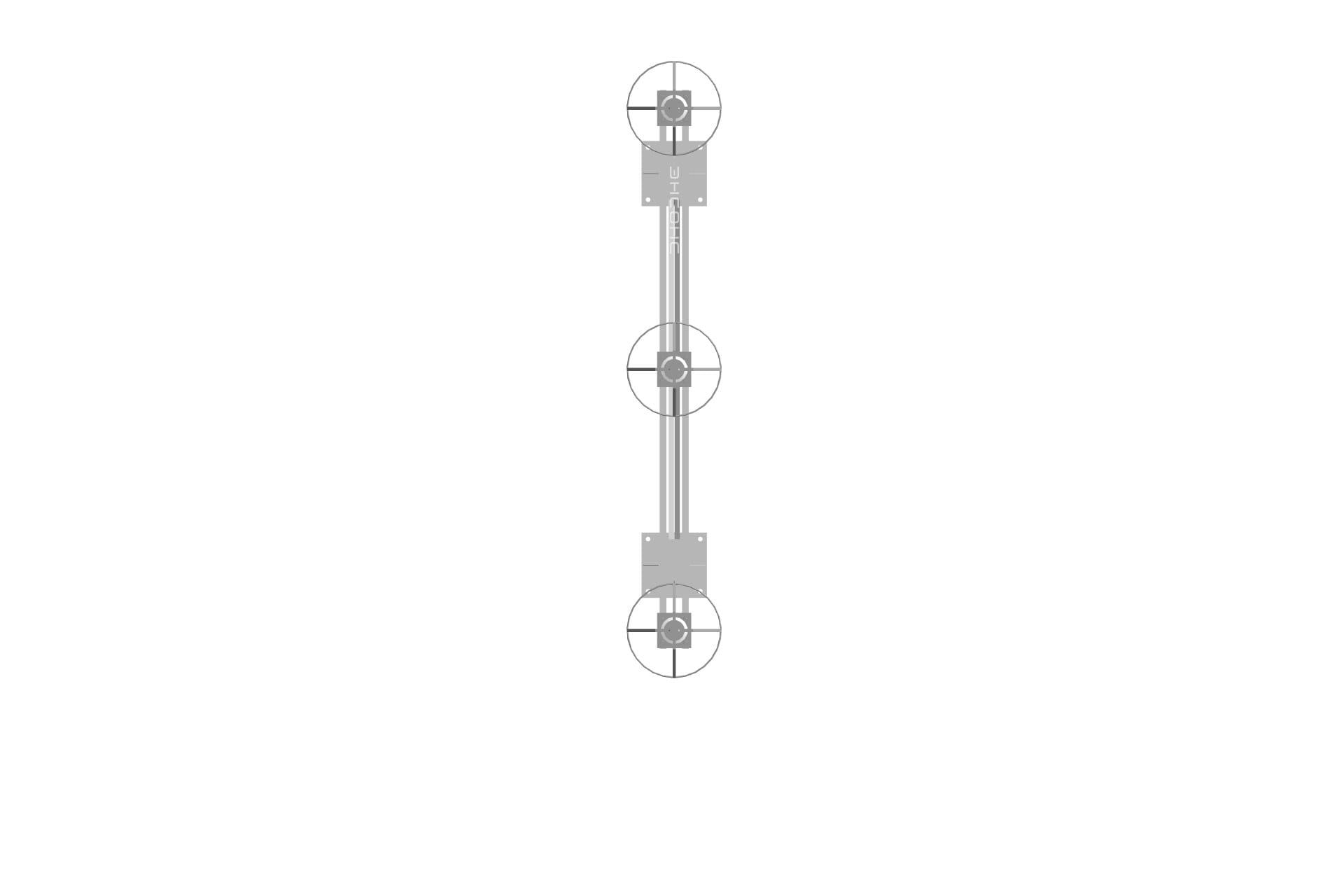 Ensons - Блок ограничителей перенапряжений 110 кВ
