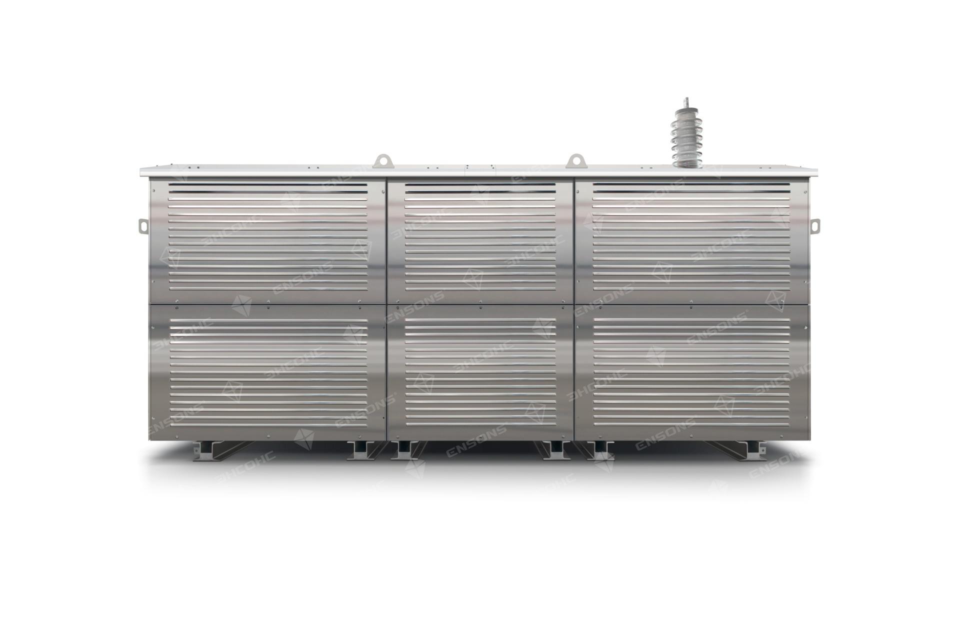 Ensons - Резистор 35 кВ (полированная сталь)