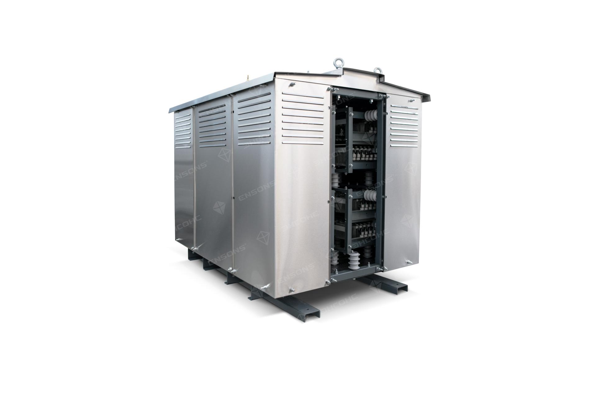 Ensons - Резистор 6-10 кВ (полированная сталь)