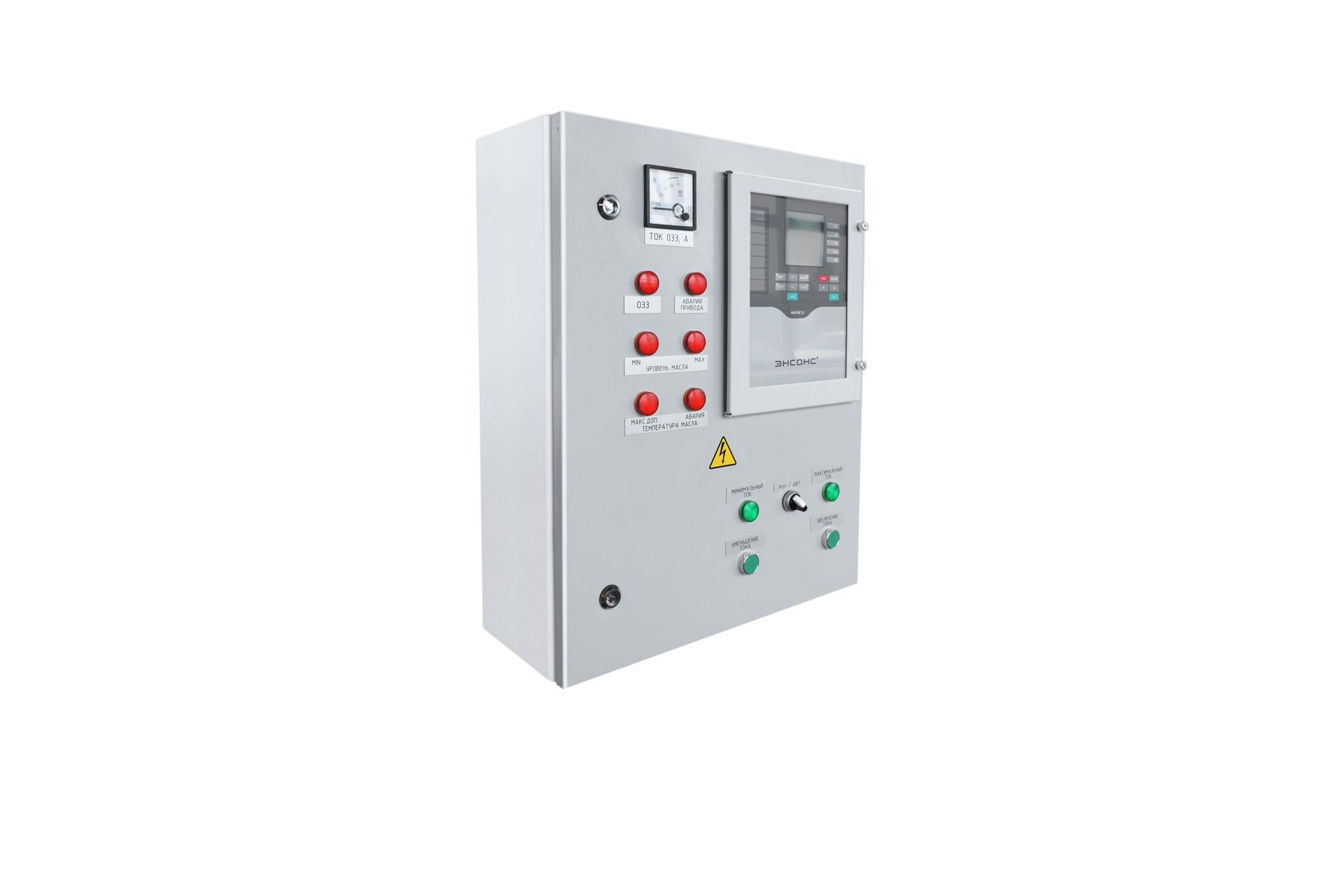 Ensons - Навесной шкаф. 1 модуль автоматического управления.