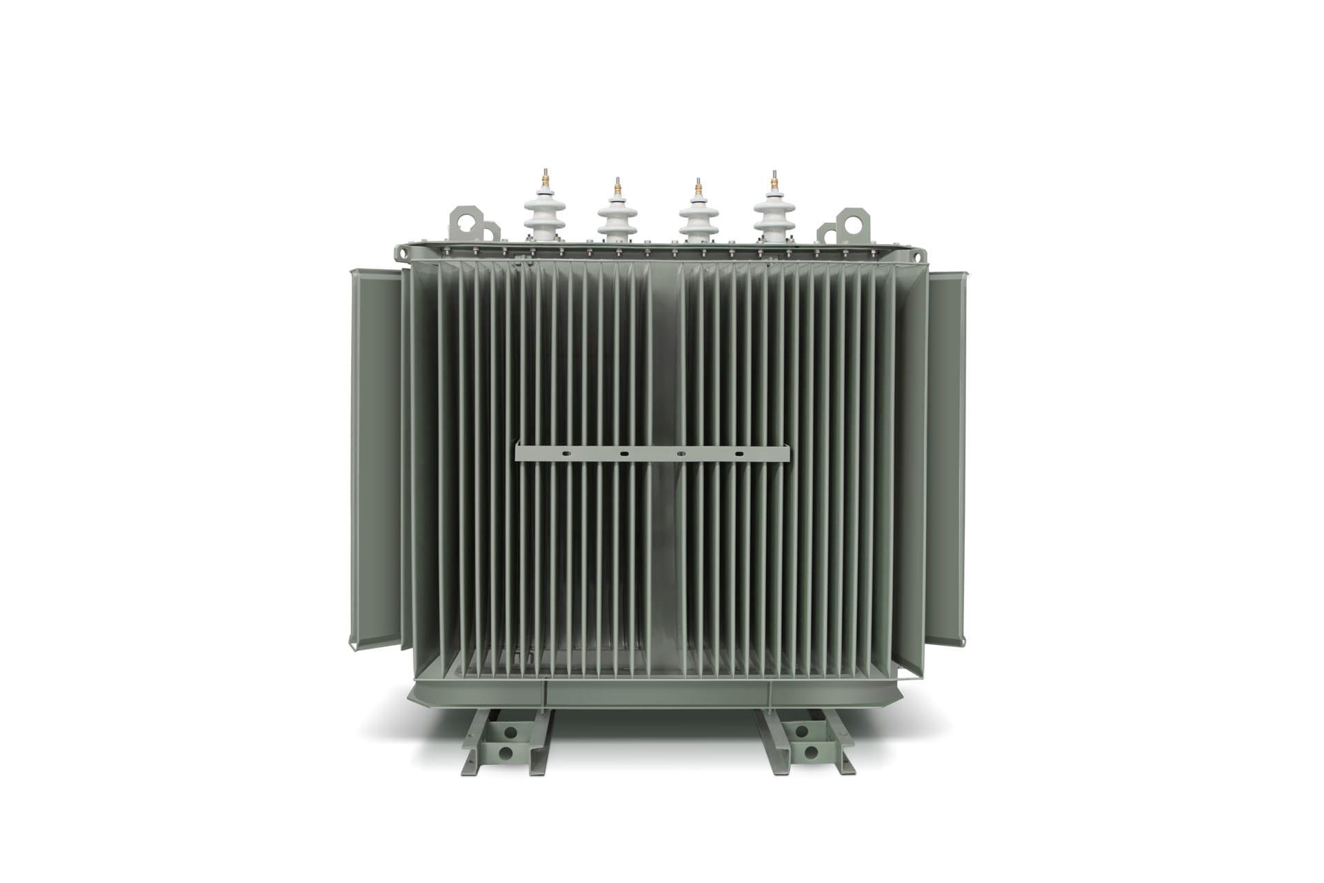 Ensons - Общий вид присоединительного трансформатора ФМЗО