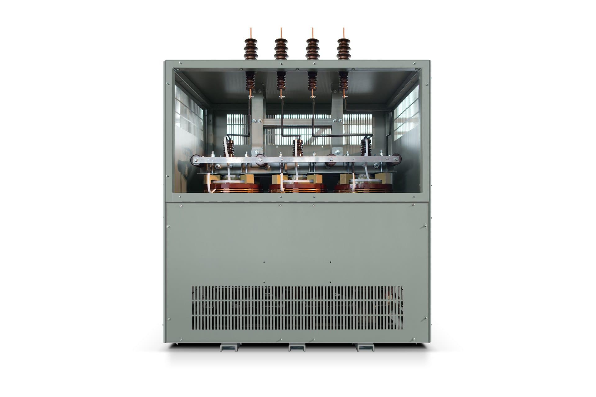 Ensons - Общий вид присоединительного трансформатора ФСЗО