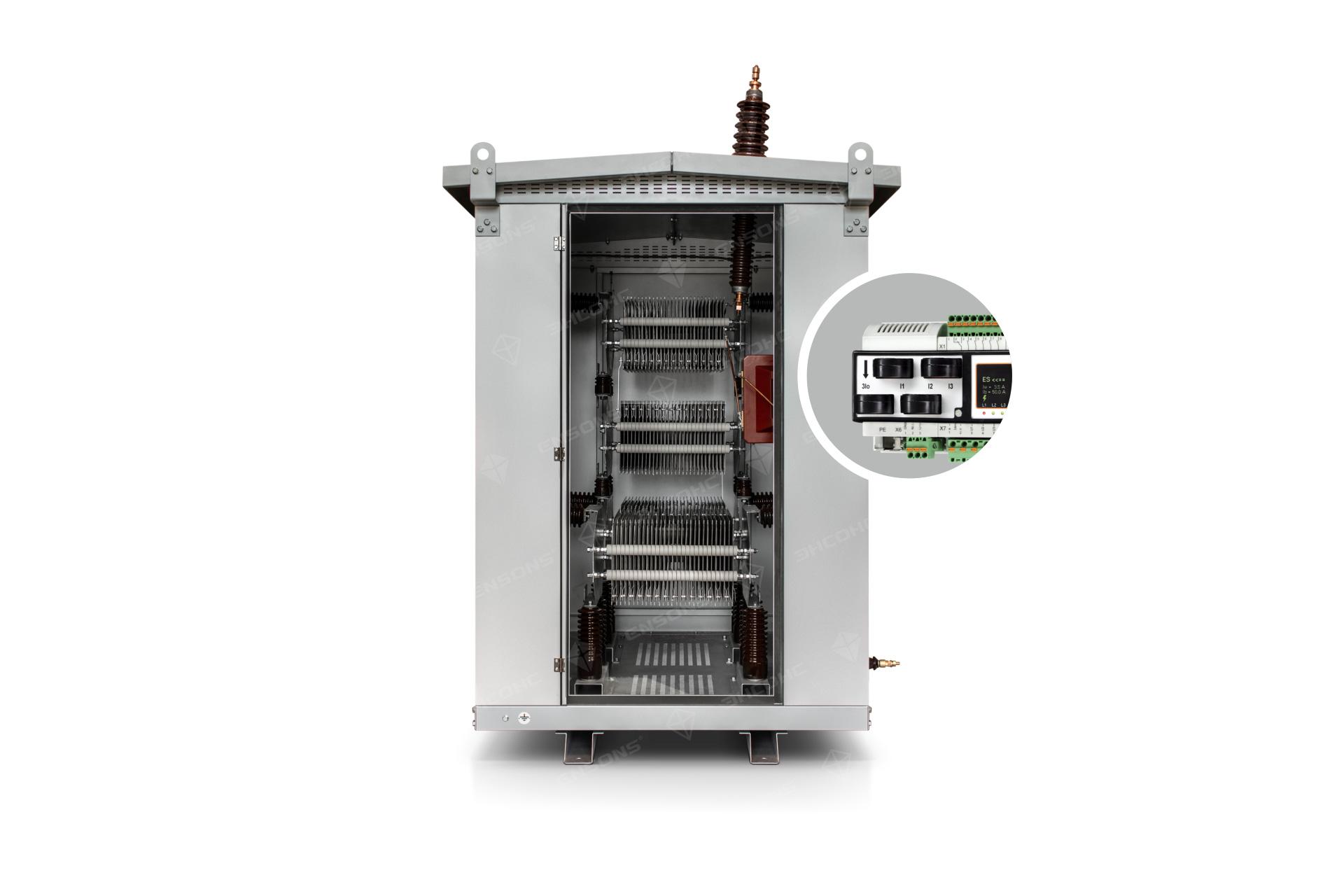 Ensons - Высоковольтный низкоомный резистор / ОПФ