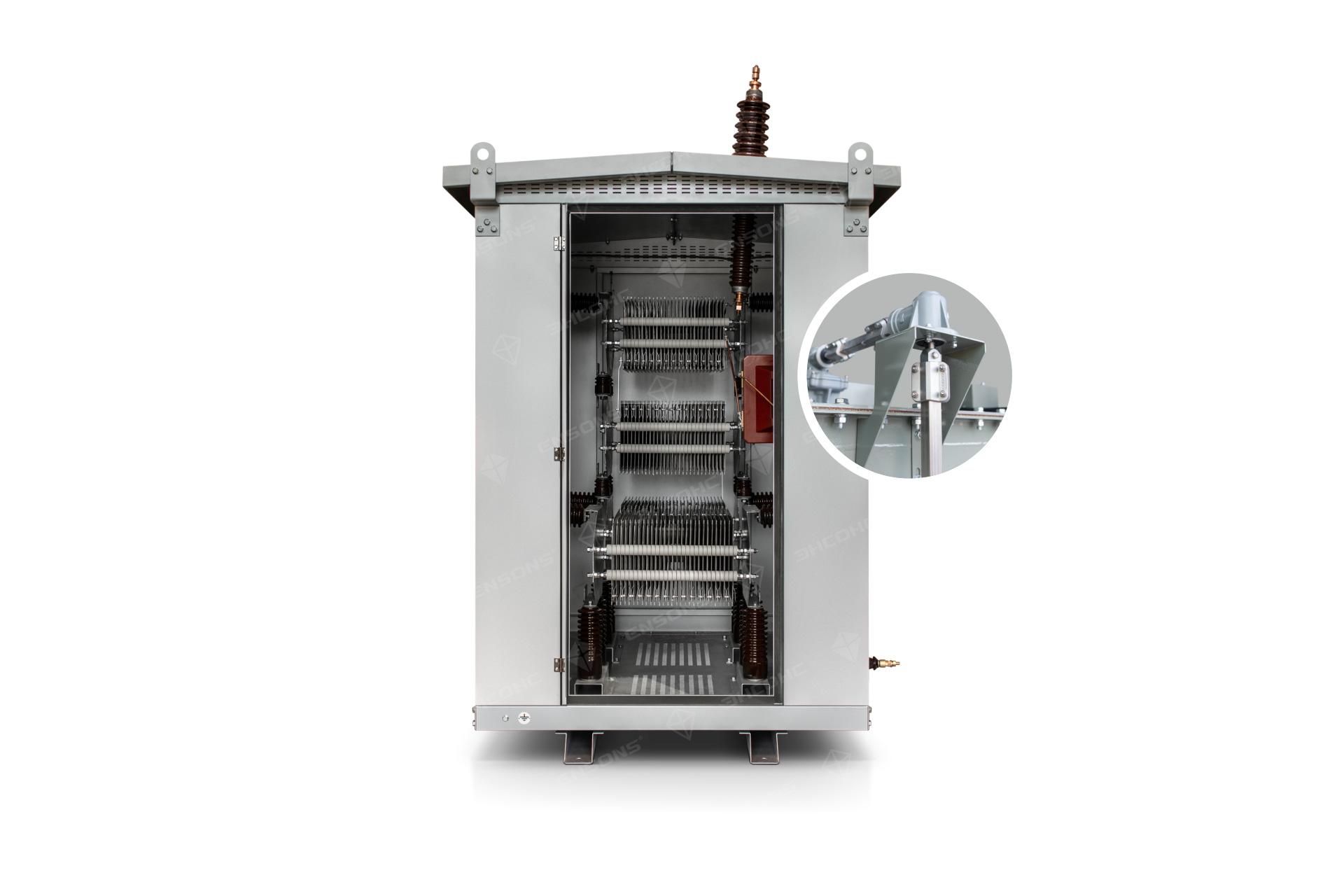 Ensons - Высоковольтный высокоомный резистор / ДГР