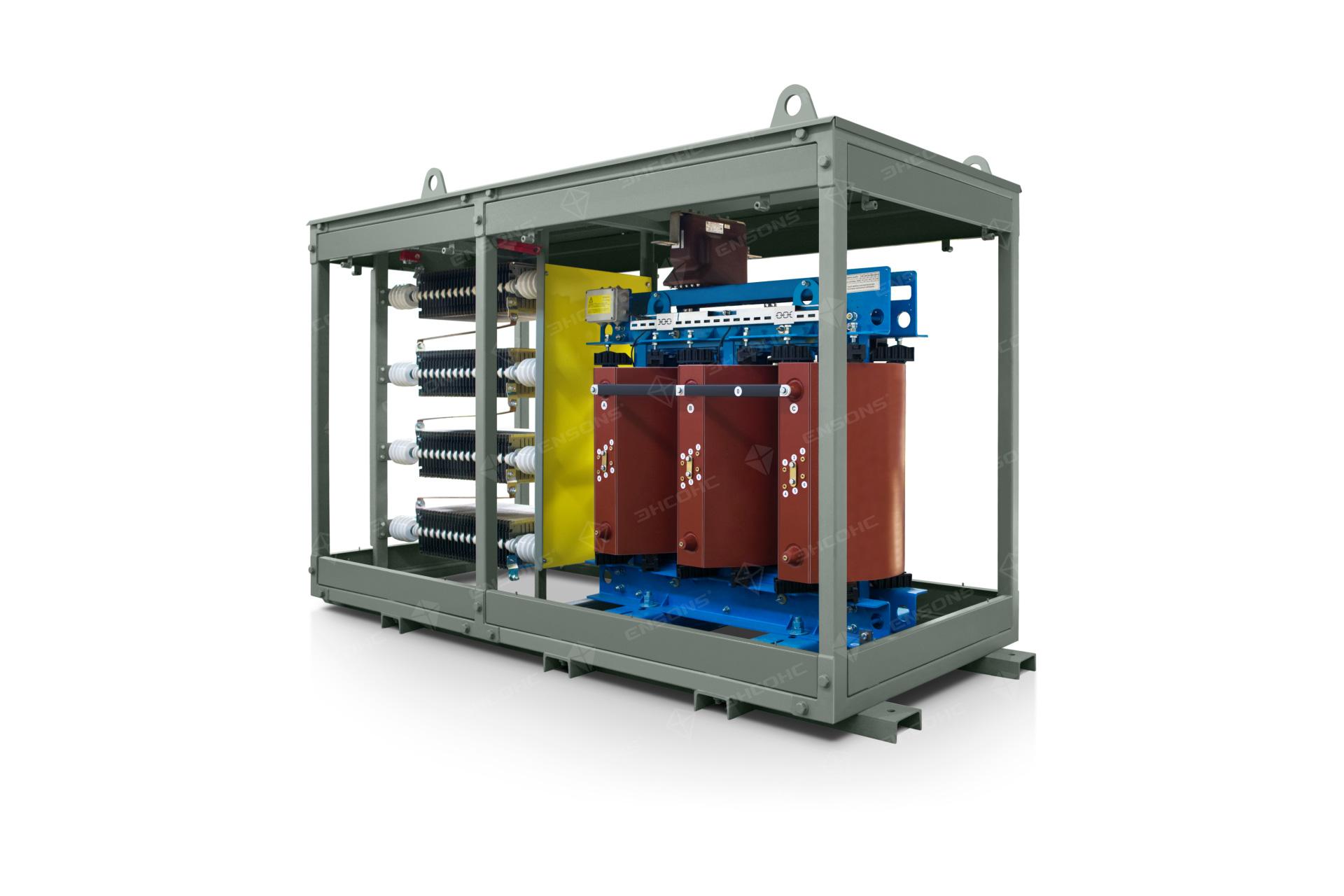 Ensons - УРЗН 6-10 кВ без защитных панелей
