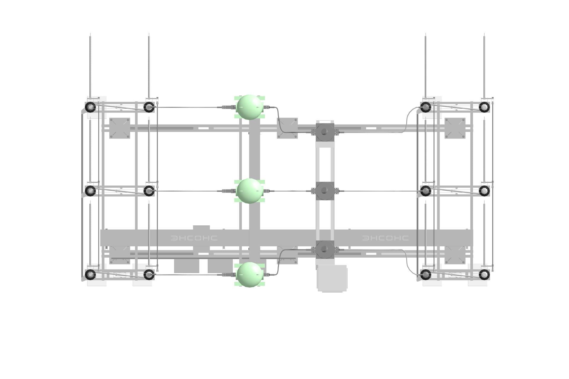 Ensons - Блочно-модульная конструкция 110 кВ