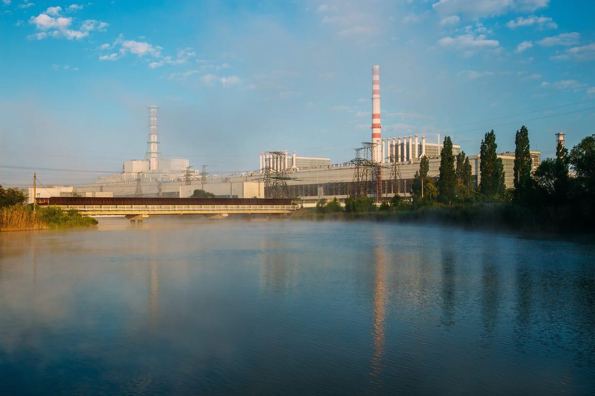 Ensons - Поставка опорных блоков для выключателей 110 кВ Курской АЭС