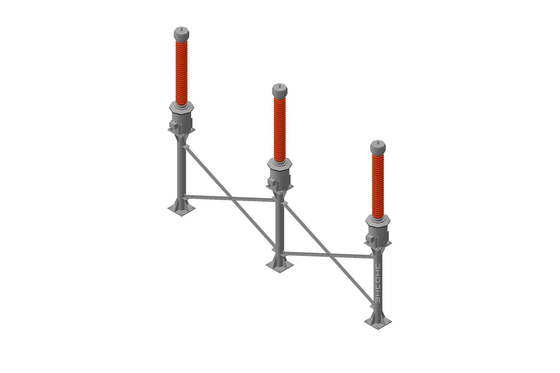 Ensons - Блок трансформаторов напряжения 220 кВ