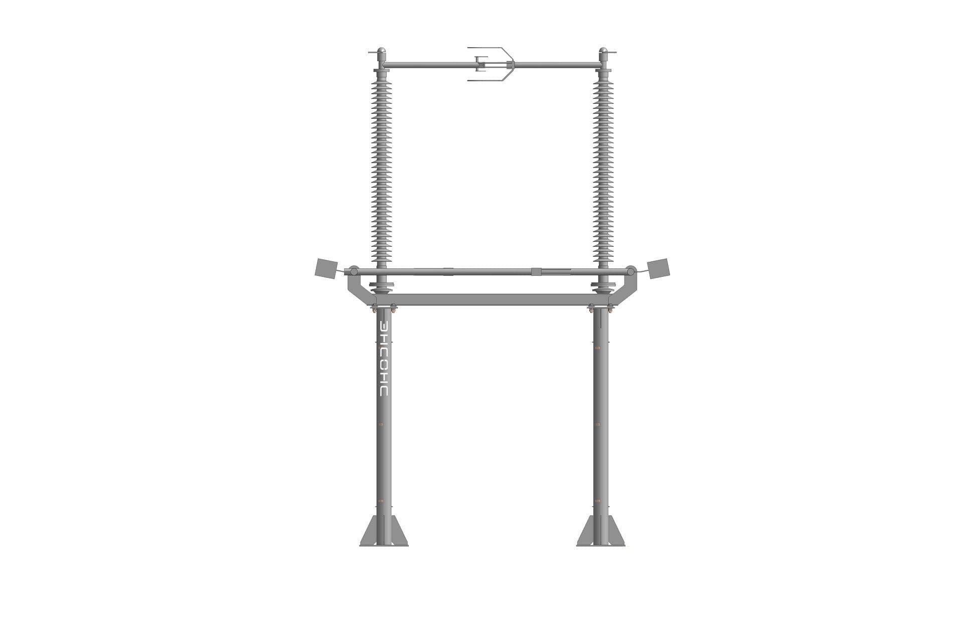 Ensons - Блок трехполюсного разъединителя 220 кВ