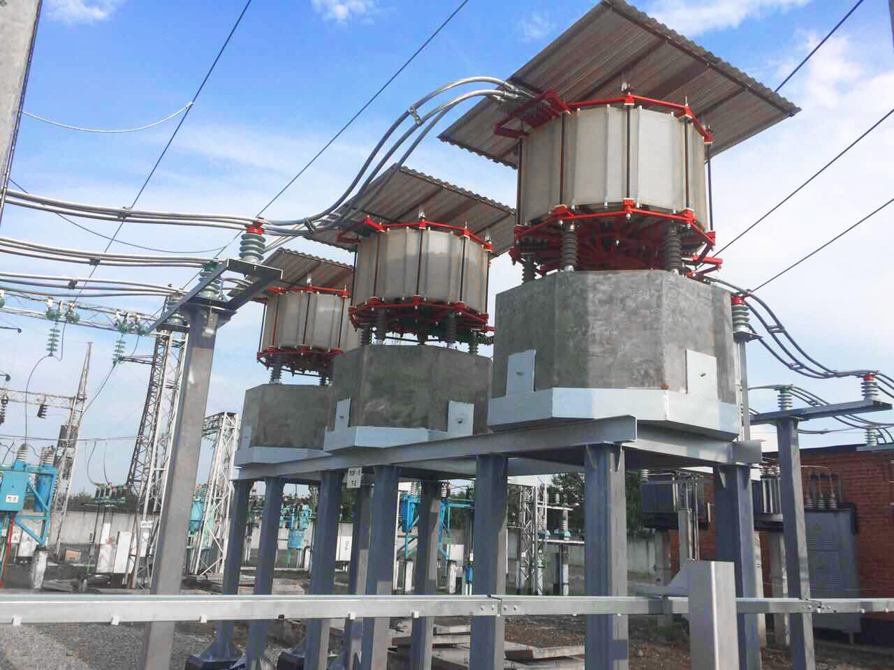 Ensons - Поставка токоограничивающих реакторов для ПАО «Кубаньэнерго»