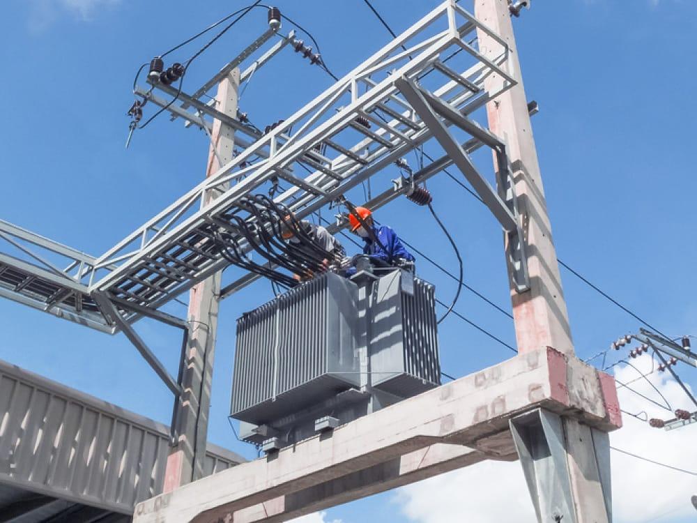 Ensons - Обследование сетей для разработки мер по компенсации ёмкостных токов