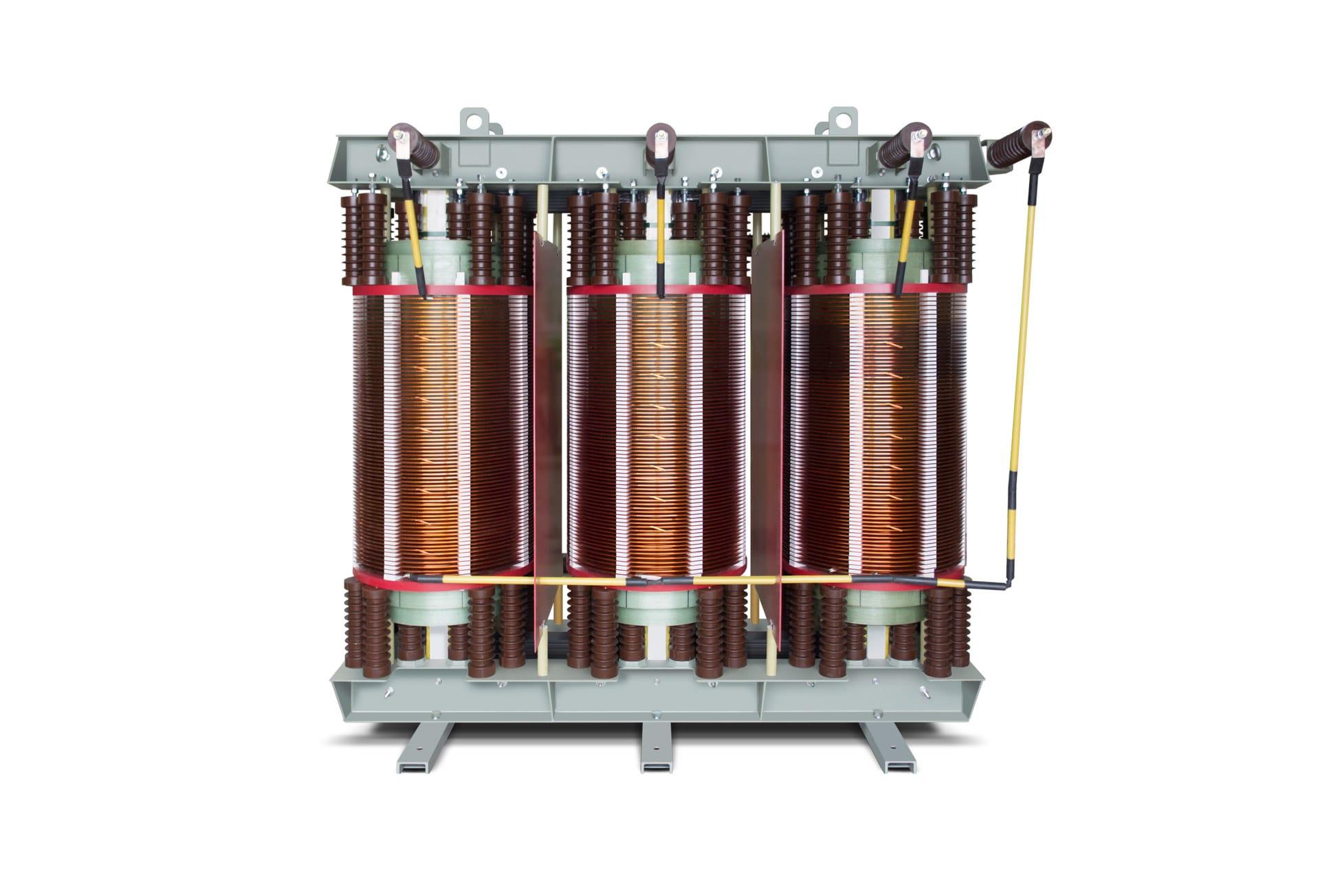 Ensons - Сухой трансформатор ТС 35 кВ (без защиты)