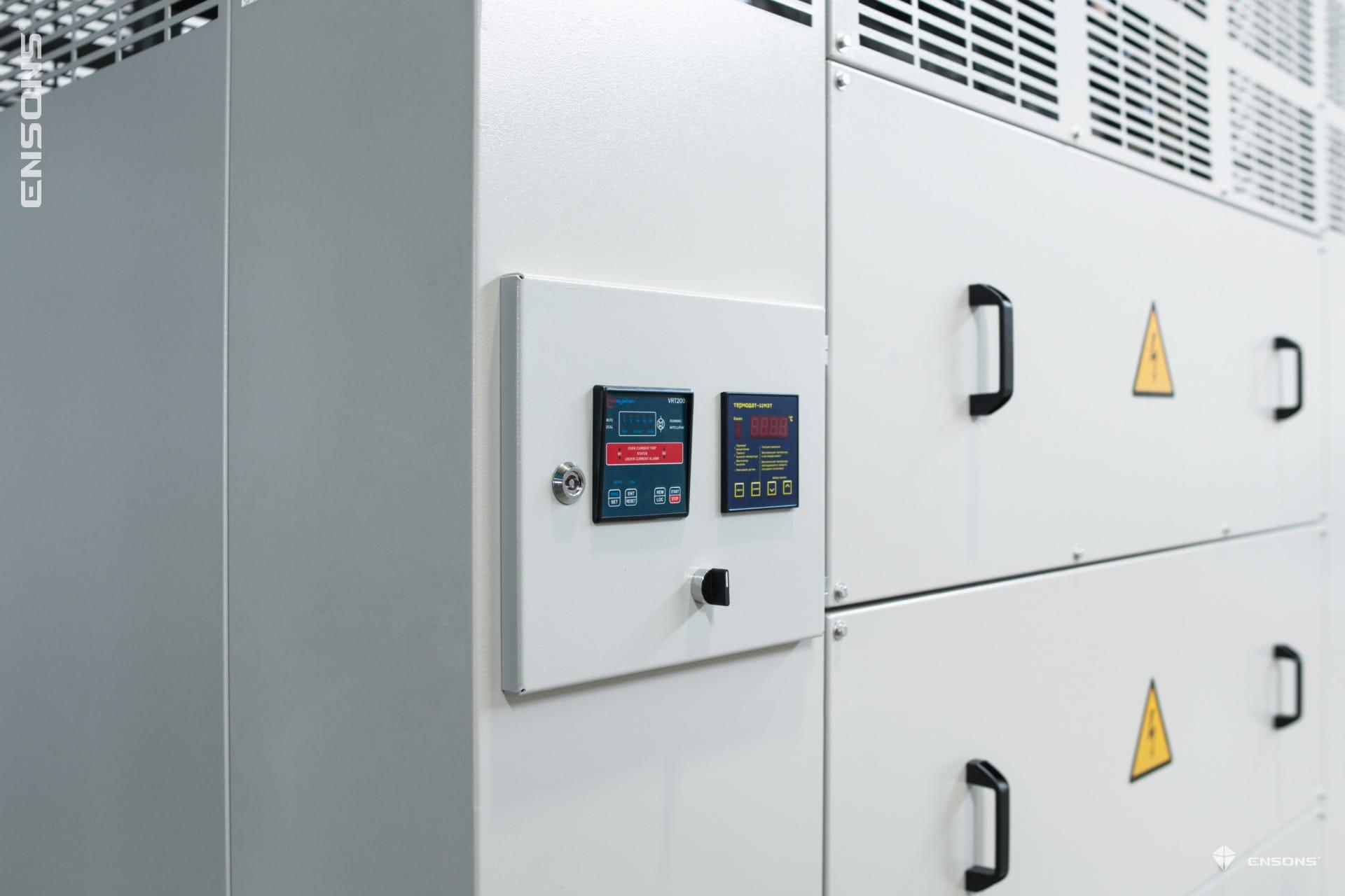 Ensons - Цифровое реле и датчик контроля температуры ТСЗ 6(10)