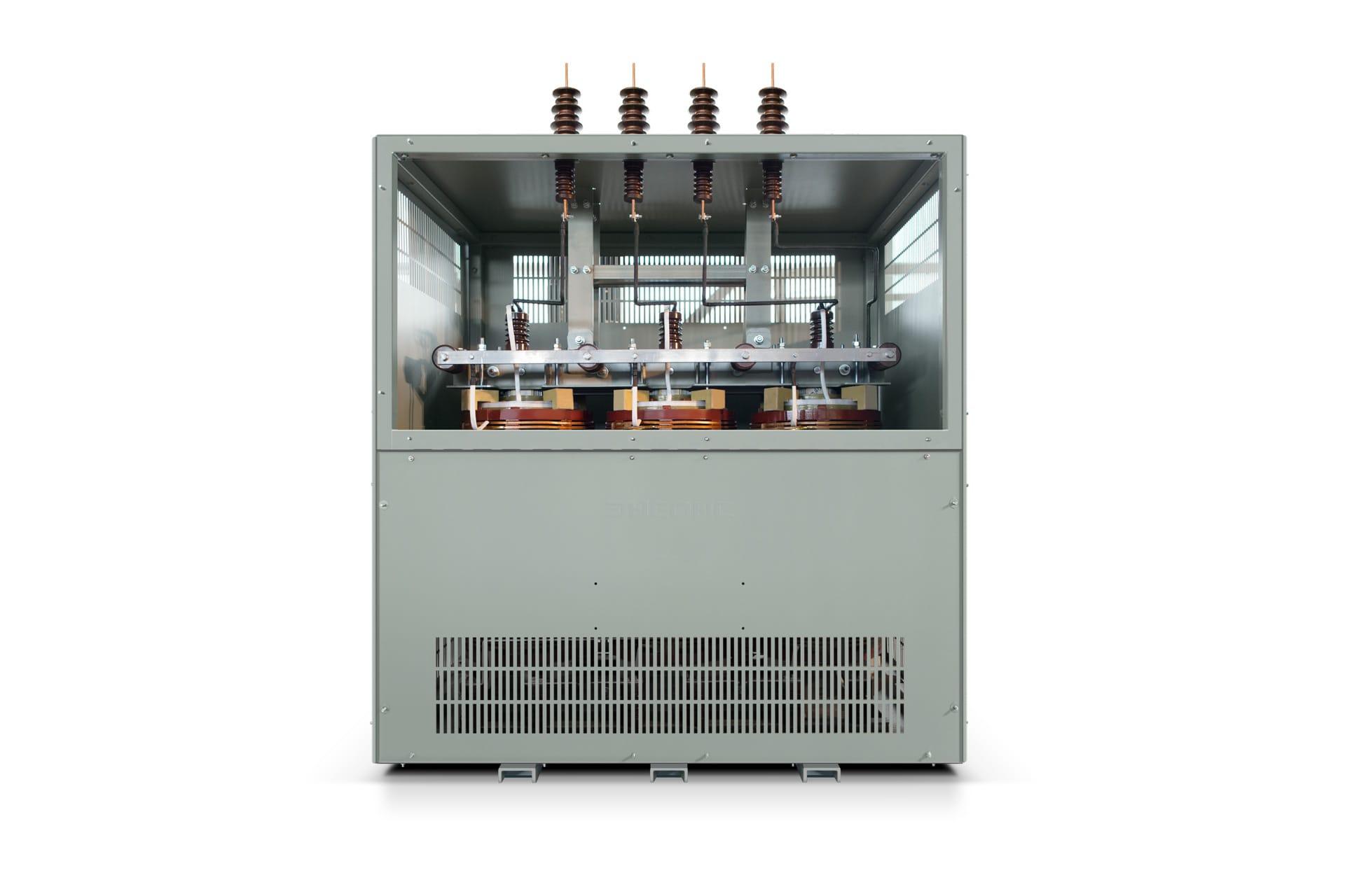 Ensons - Сухой трансформатор ТСЗ 6(10) кВ (в защитном исполнении)