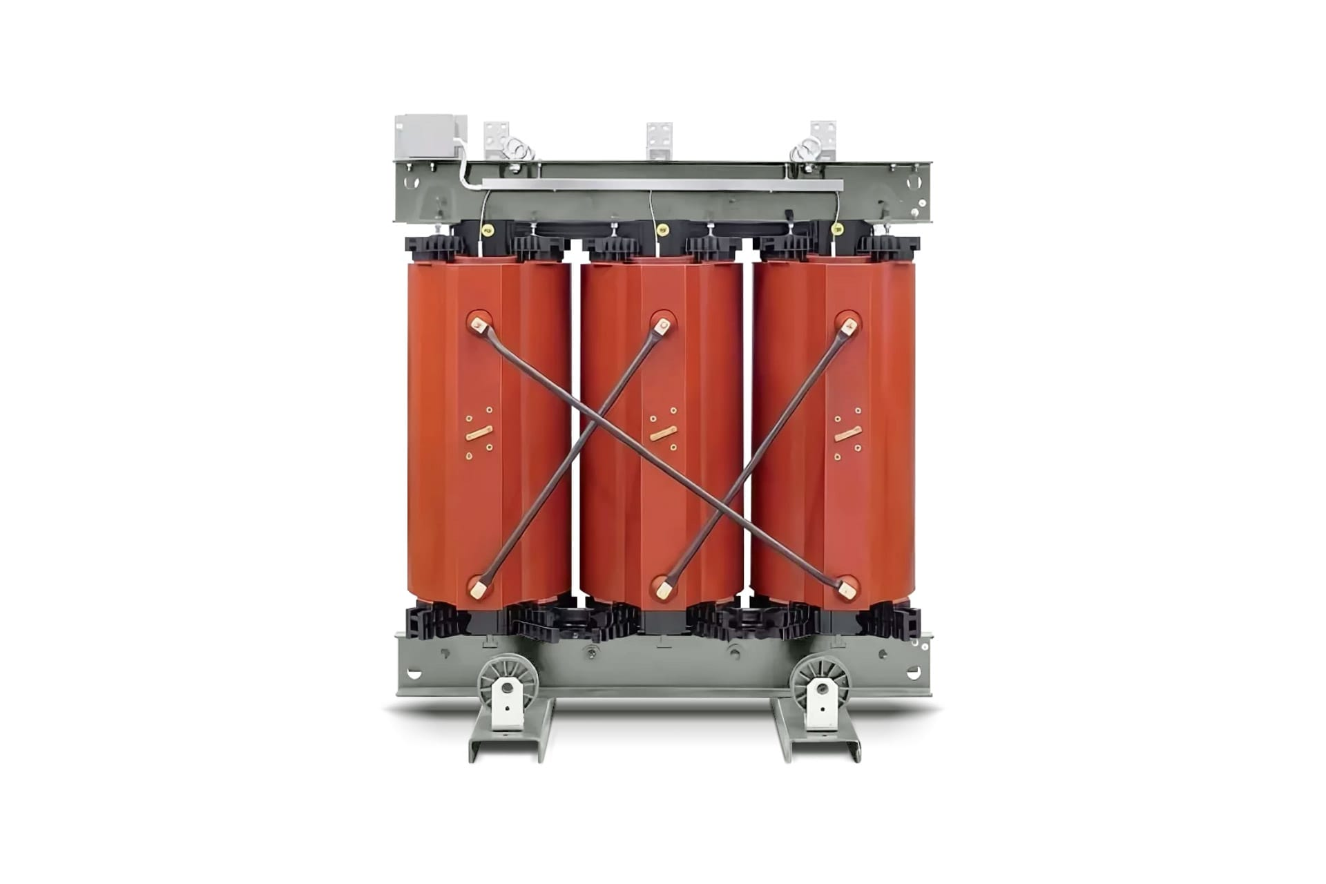 Ensons - Сухой трансформатор ТЛС 6(10) кВ (без кожуха)