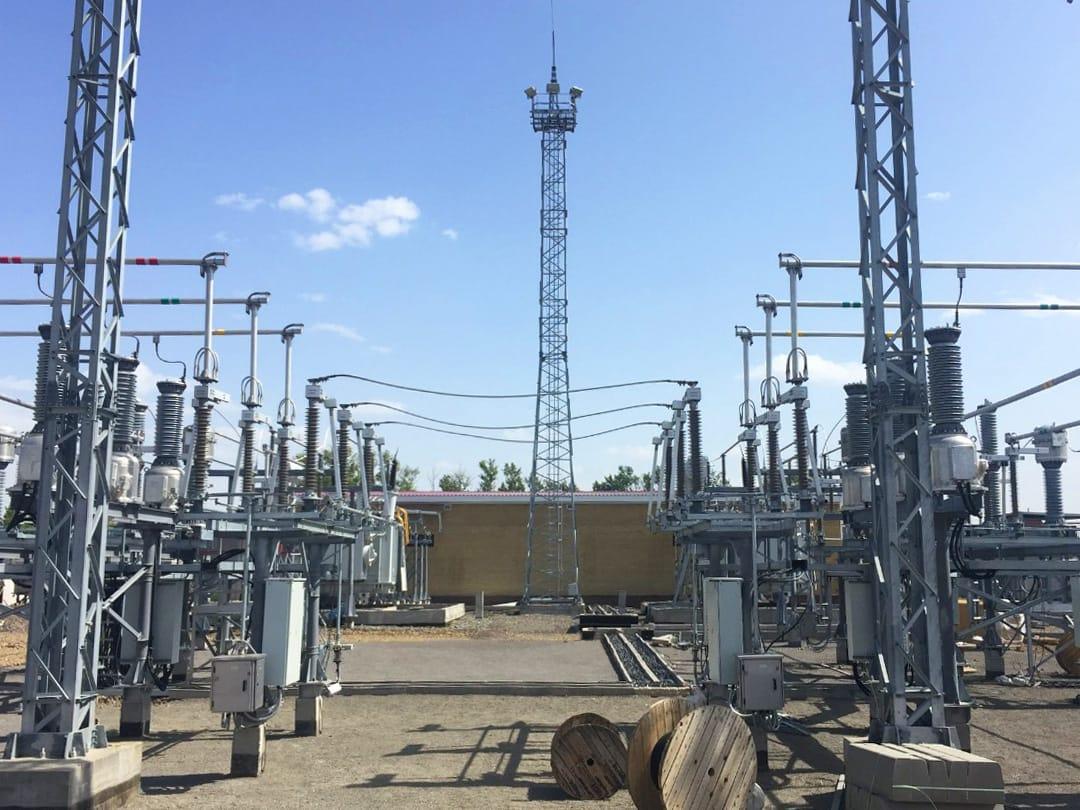 Ensons - Комплект поставки для реконструкции ПС «Тихоновка»
