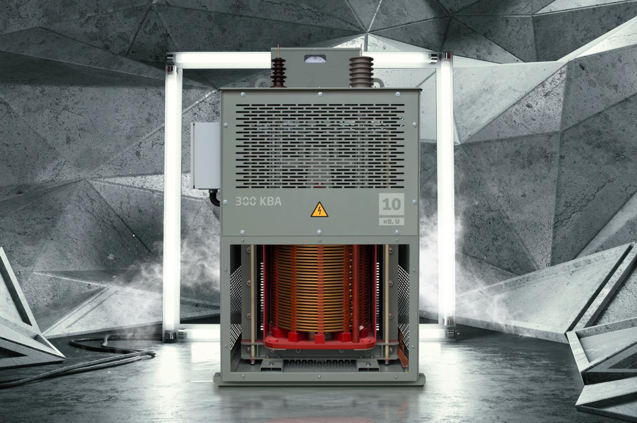 Ensons - Аттестация сухих дугогасящих реакторов в ПАО «Россети»